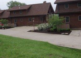 Grand Vue Park Lodging Deluxe Cabins