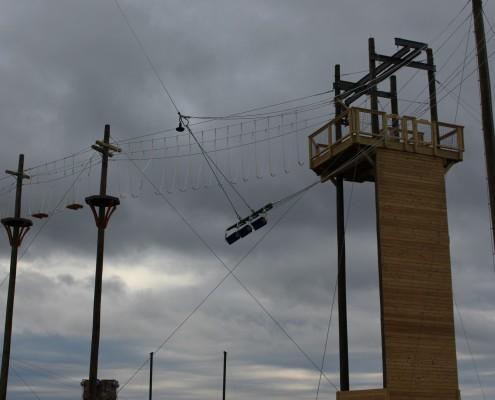 Grand Vue Park Giant Swing
